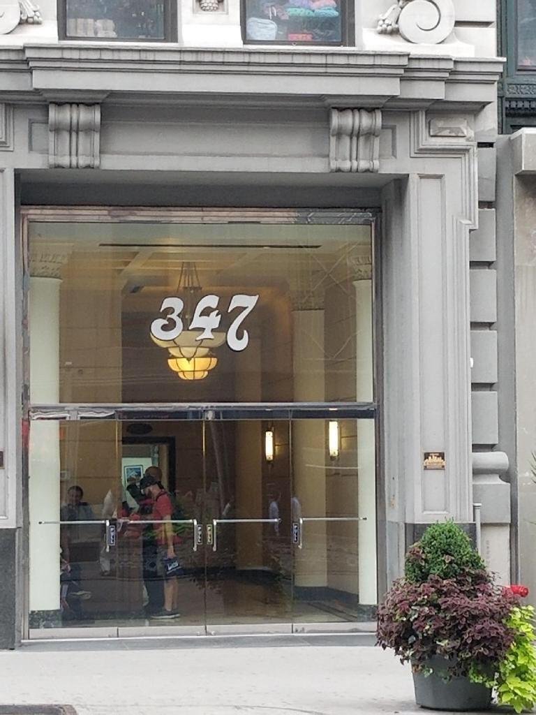 Virtual Office Entrance