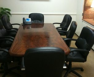 BSSI Virtual Office Conference Room